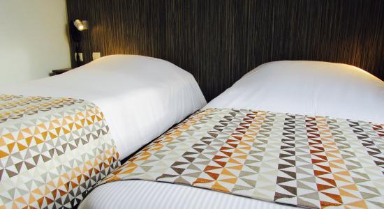 Chambres 2 lits