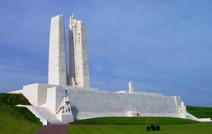 Vimy - monument canadien